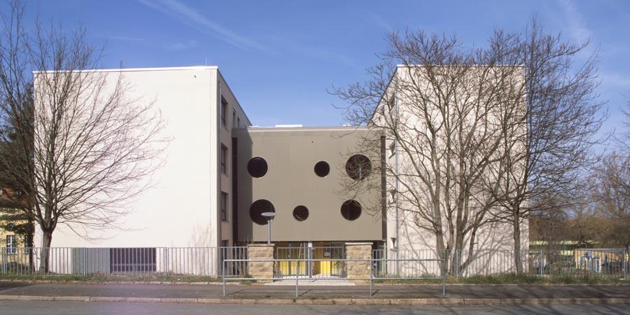 Architekten Weimar pestalozzischule weimar gildehaus reich architekten bda
